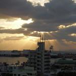62615824 - 東シナ海の夕日