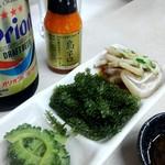 かりゆし - 酒肴3種盛り