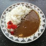 アベニューカリー - 料理写真:カレーライス