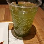 ナナズ・グリーンティー - 水出し宇治煎茶(セット) 270円