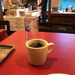 62619107 - コーヒーもいただきました