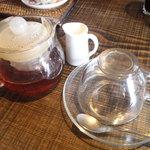 Hattorikohikoubou - 紅茶ブレンド・ミルク 420円