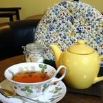 カフェ フロリ - 紅茶