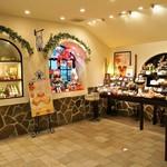 ラ・ロッシュ - 店内(焼き菓子コーナー)