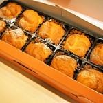 ラ・ロッシュ - 料理写真:プチシュー(650円)