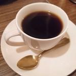 ミモザ - ホットコーヒー350円