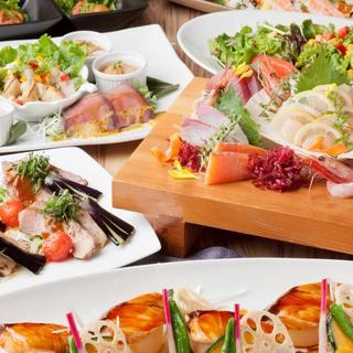 自慢の海鮮料理技と伝統