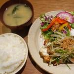マルニカフェ - 日替わり定食