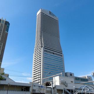 地上20階の日本料理磯風