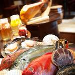 メソン デル プエルト - こだわりの素材を使った本格スペイン料理