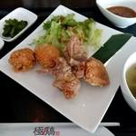 極鶏.Bar - プレミアム定食