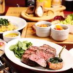ADONE - メインの肉料理が選べるスタンダードコース♪