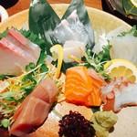 うまい野菜と魚がいっぱい 和んば -