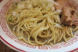 煮干中華そば専門 煮干丸 - 麺(大)