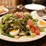 ジェニスガストロ - ニース風サラダ