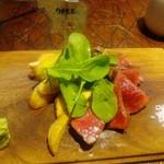 ウィッフィ - 本日のステーキ(時価)