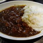 ウィッフィ - 尾崎牛の特製カレー¥900