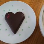 サマーバード オーガニック - バレンタインのチョコレート、大好きなミルクティと