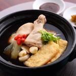 肉骨茶(バクテー) 麺orチキンライス