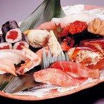 むさし - 料理写真:おまかせにぎり・・・2880円