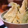 天ぷら多奈香 - 料理写真:塩天丼