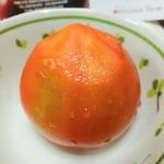 デリシャストマトファームカフェ - デリシャストマト 1400円/kg  写真のもので150円くらい