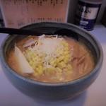62633032 - 味噌バターラーメン