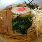 らーめん 徳 - つけそばの麺(大盛り)