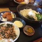 62636613 - お昼限定~選べる定食ヽ(・∀.・)¥800円