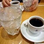 62637689 - アイスコーヒー登場。