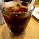 62637696 - アイスコーヒー完成。