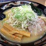 北海道ラーメン 新宿源 - 味噌ラーメン700円