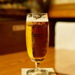 涿屋 - 生ビール