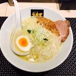麺戦記ツカサ - 鶏白湯らーめん(¥850)