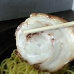 らー麺山之助 - チャーシュー