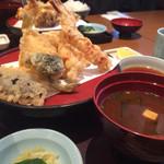 天ぷら ひさご - ぷち贅沢。天定。