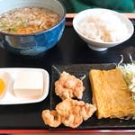 日本橋そば - 料理写真:定番の日替わり
