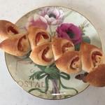 マナのパン工房 - もっちりエピ。