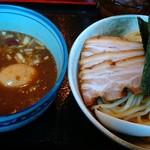 62649025 - 特定濃厚煮干しつけ麺