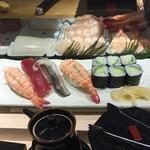 神田江戸ッ子寿司 - サービスランチ900円