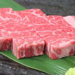 牛屋 - 料理写真:氷見牛極上ヒレ