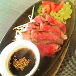 rin246 - 熟成赤身肉のステーキ