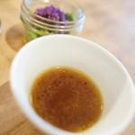 SAPPORO FLOWER &CAFE - スープ
