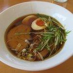 JAZZ麺 2.7 - 料理写真:支那そば(しょうゆ)