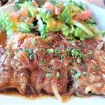 吾空 - 厚切り豚の生姜焼