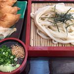 郷屋敷 - 薬味は山葵、ゴマ、ネギの王道スタイル