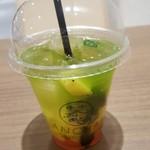 62658103 - 自家仕上火入れ緑茶のフルーツティー桃 313円