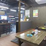 天鼓  - 博多駅南にもお店がありますが、こちらは2号店だそうです。