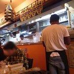 JAGA - 厨房と客席の距離が近い!
