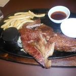 ステーキハウス 松木 - 柔らかくて美味しいステーキ